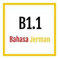 B1.1 Bahasa Jerman